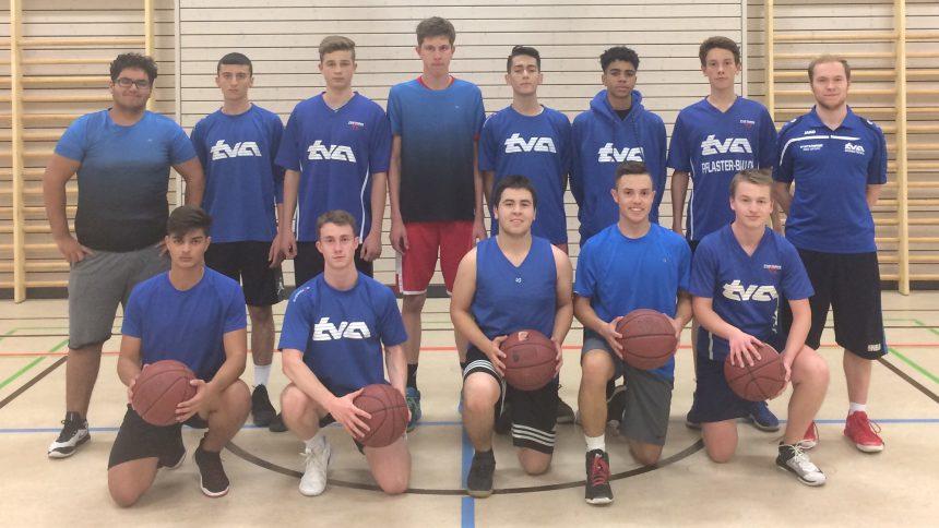 U18 TV Augsburg Basketball Saison 2018/19